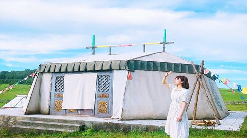 北京+承德避暑山庄+坝上草原+金山岭长城双高4日游