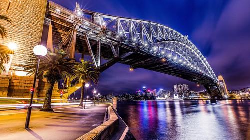 澳大利亚-悉尼-墨尔本-黄