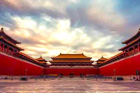 <北京天安门广场-故宫深度1日游>
