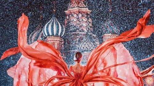 俄罗斯+莫斯科+圣彼得堡+金环谢镇+贝加尔湖8日游
