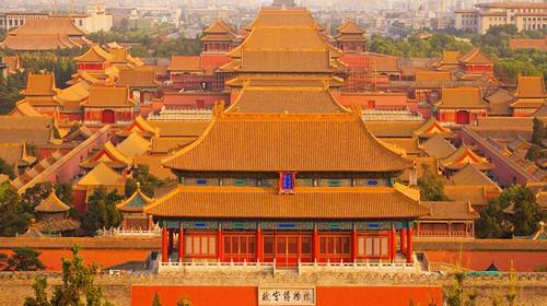 [五一]北京故宫+天坛+颐和园1日游