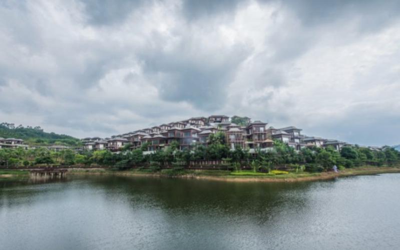 保亭那香山雨林度假酒店 2天1晚自由行 海南首个热气球基地 浅山雨墅图片