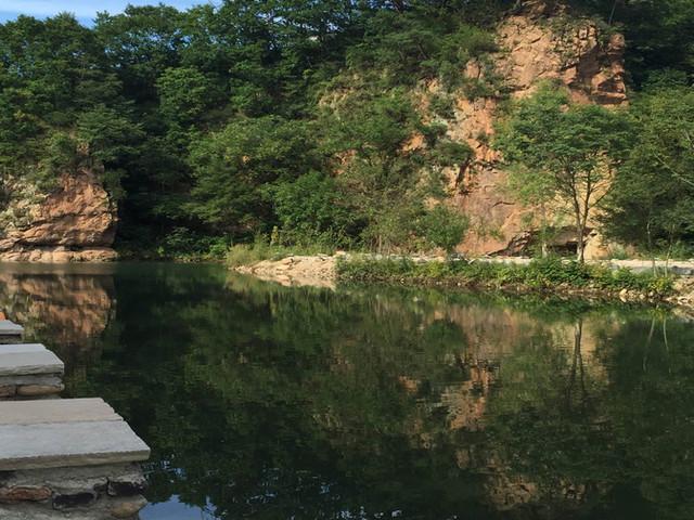 <中国辽宁本溪大石湖风景区一日游【纯游玩·自然景观·景色秀美·】>