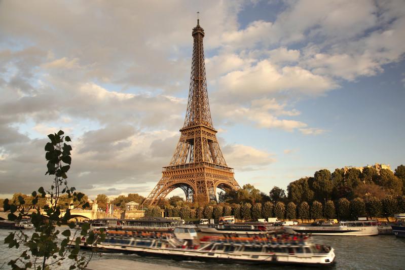 得名于设计它的著名建筑师,结构工程师古斯塔夫·埃菲尔图片