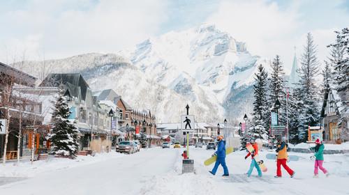 百莫森滑雪