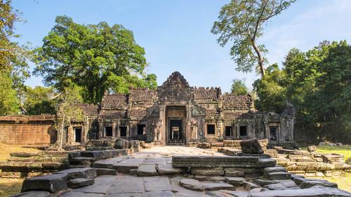柬埔寨圣剑寺