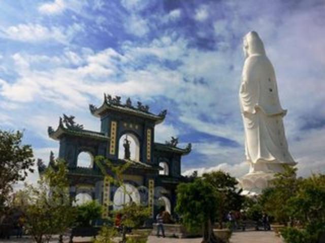 上海越南4晚5日暑期a绘画游美溪VN直飞+岘港绘画森林教程图片