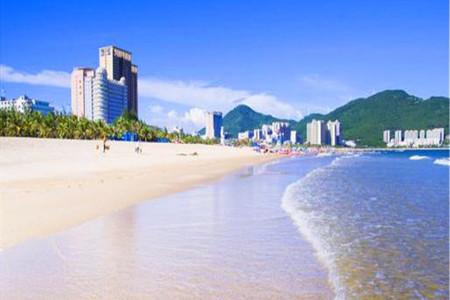 [春节]<阳江闸坡-海陵岛-十里银滩观景台3日游>全新升级,2晚海景酒店、距海滩仅100米
