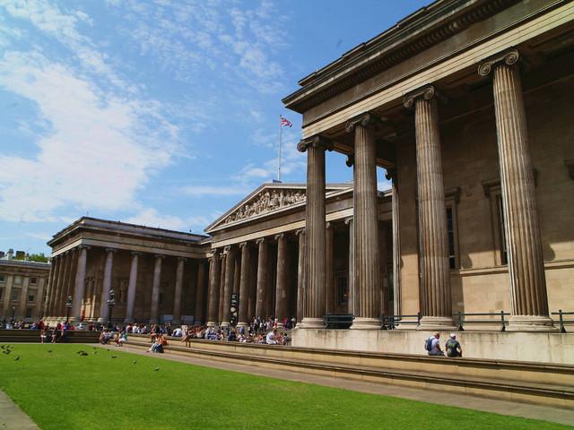 大英博物馆1