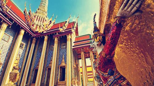 [中秋]<曼谷-芭堤雅5晚6日游>大皇宫,昭帕耶公主号,东方公主号,人妖表演,富贵黄金屋,骑大象,暹罗风情园