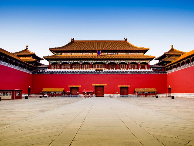 北京天安门-故宫-八达岭长城-影城水立方1日游鸟巢逃脱之密室攻略14图片