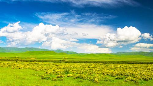 古北水镇-承德-坝上-木兰围场-乌兰布统草原-锡林郭勒双高5日游