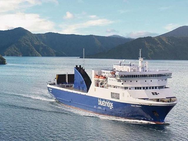 <新西兰  南北岛Bluebridge3.5小时渡轮票(惠灵顿-皮克顿/皮克顿-惠灵顿单程)>