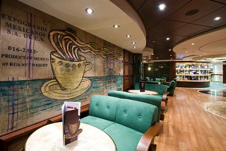 辉煌号 咖啡厅