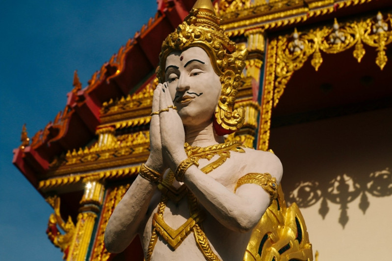 身在曼谷,心在天堂,7日曼谷深度游行程分享!图片
