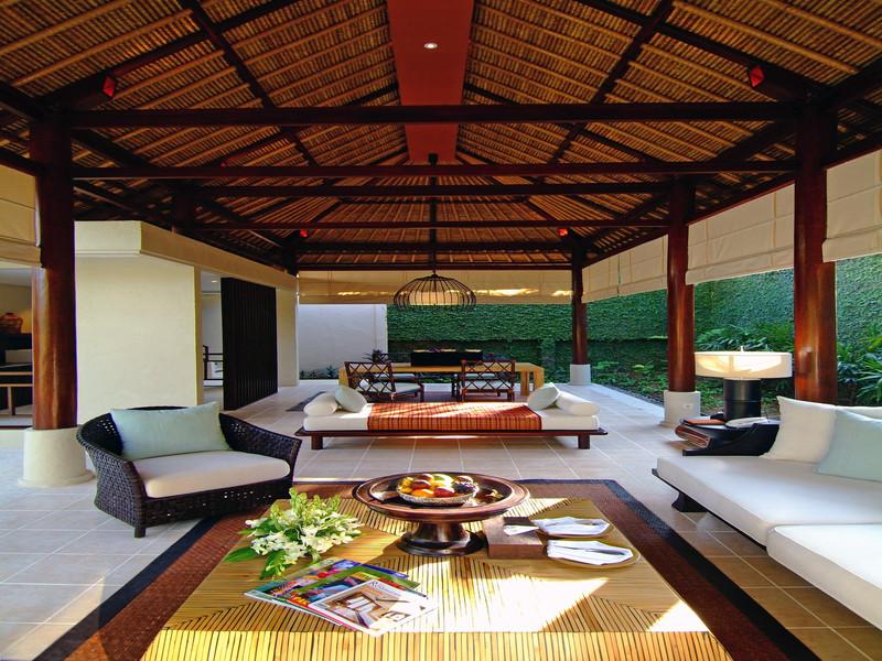 大片的热带植物,舒适的私人别墅,还有我们引以为傲的奢华服务.