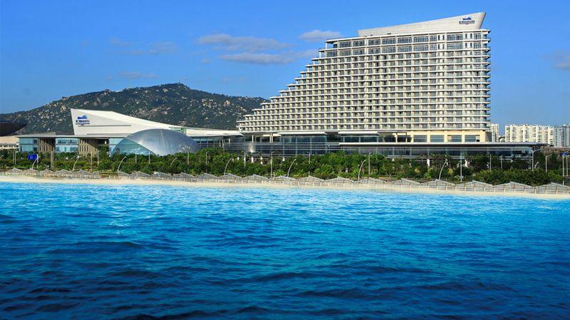 国际会议中心大酒店_杭州国际会议中心洲际酒店大图酒店宾馆建筑