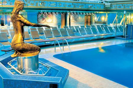 哥伦布1954室内泳池