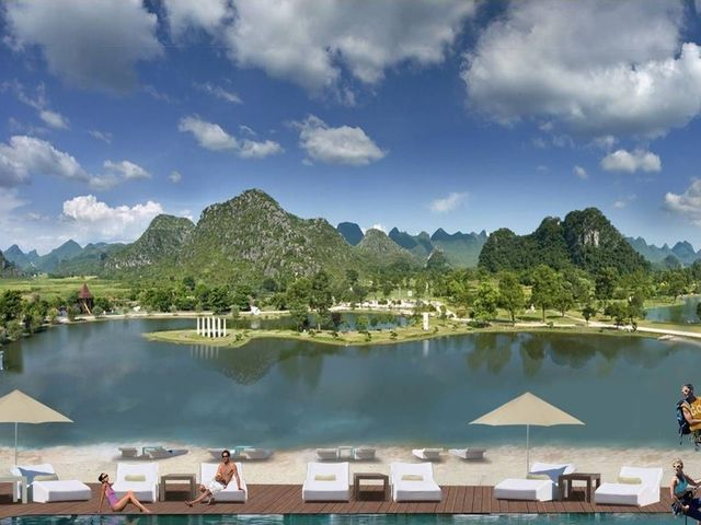 <桂林Club Med4日自助游> 一价全包 限量特惠,私享46公顷桂林山水 品位国际顶级假期,最高立减400/人