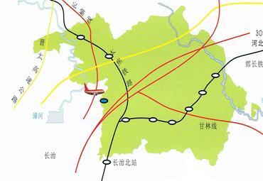 【潞城市地图】潞城市全图查询_2016中国山西长治潞城图片