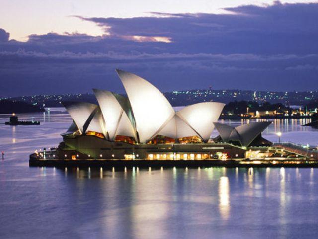 【澳大利亚-悉尼】悉尼歌剧院入内参观