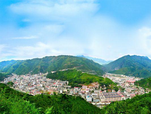 镇安县 风景图片 旅游景点照片高清图片