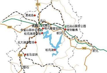 吉林省吉林市周边旅游图片