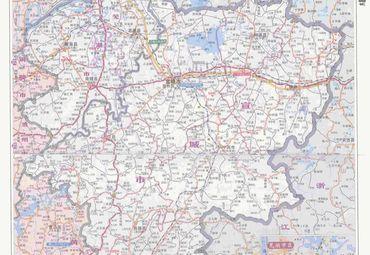 安徽芜湖市宣城地图