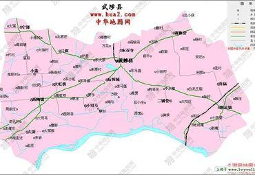 【焦作地图】焦作全图查询_2018河南焦作电子地图下载