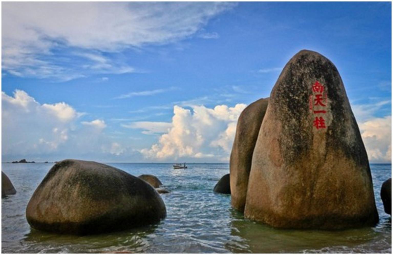 海南三亚-南湾猴岛-1号沙滩-呀诺达-亚龙湾-天涯-双飞6游>夜游三亚湾