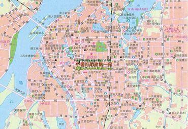 南昌三维地图
