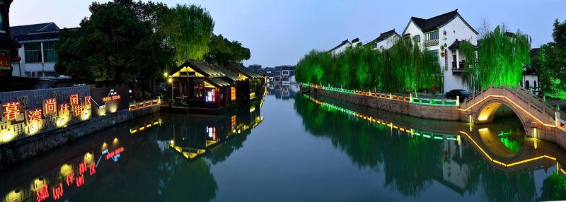 苏州同里古镇旅游图片