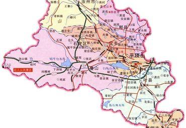 河南省上街区地�_平顶山市区地图-