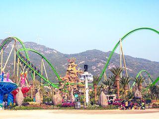 360度广州 珠海 长隆双飞5天游 畅游海洋公园,体验圆明新园