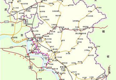 绵阳涪城区2018地图