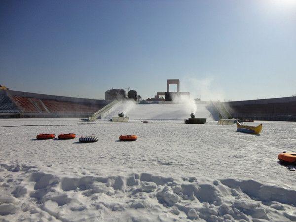 岐山臊子面囹�a_青岛气候宜人,冬季很少下大雪,冰雪嘉年华为孩子和家长们提供了一个玩