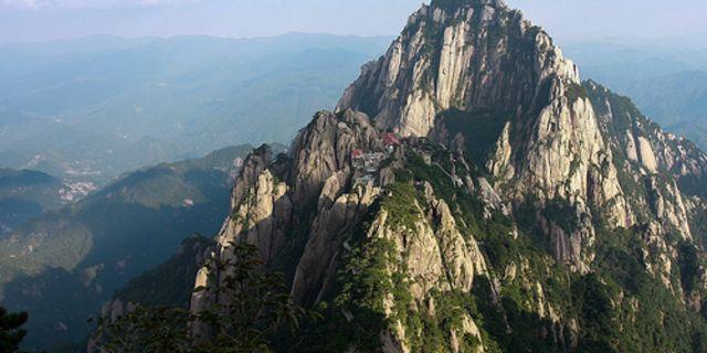 黄山玉屏峰图片