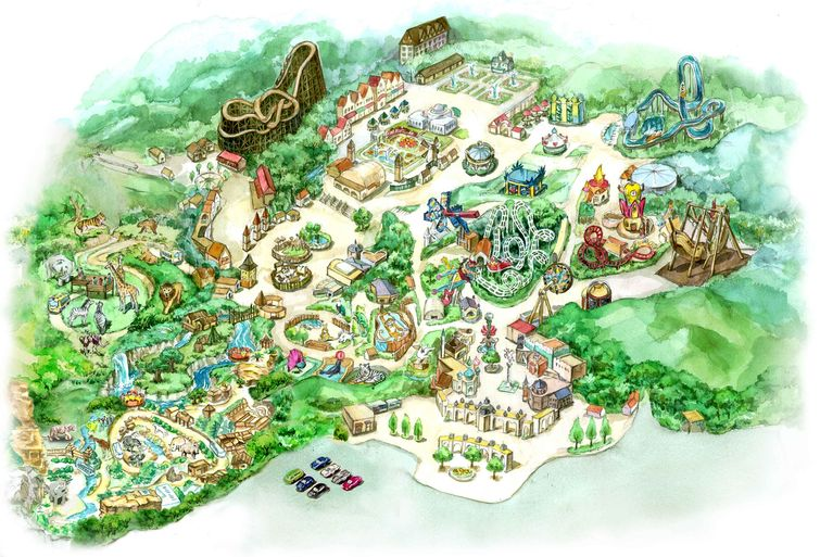 远雄国际广场动物乐园