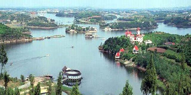 简阳市风景图片