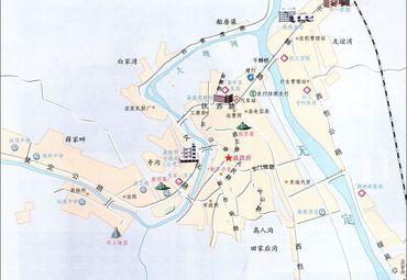 山西省榆林地图全图,山西榆林地图全图,陕西榆林地图全图 第12页