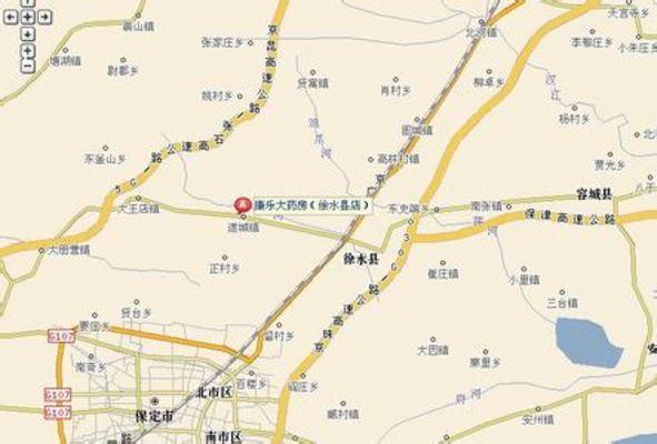 保定徐水县风景图片