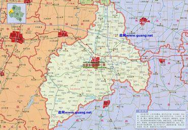 山东青州旅游地图_山东青州地图高清版