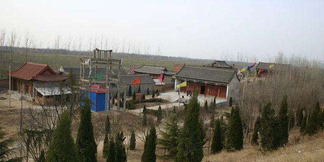 定陶县风景图片