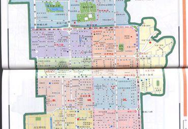 【东城区地图】东城区全图查询_2019北京东城