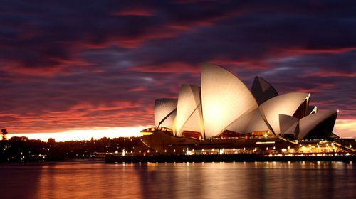 澳大利亚-悉尼-黄金海岸