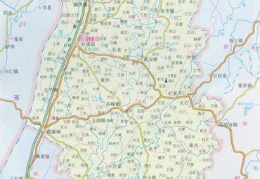 延吉市三维立体地图