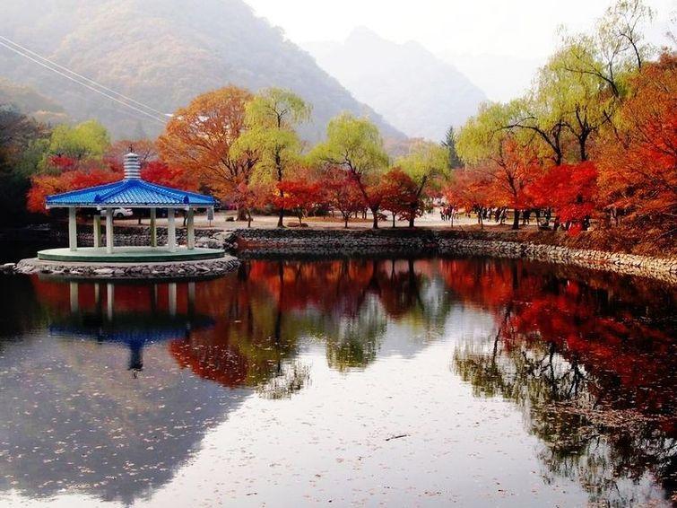山西藏山风景区