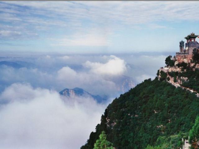 晋城珏山风景区