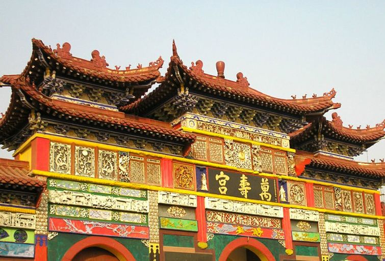 湖南凤凰古城 - 周周 - 周周的博客
