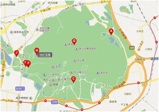 明孝陵是明朝皇帝朱元璋和皇后马氏的合葬陵墓,景区内建筑古老恢弘